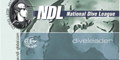 Курс  Dive Leader  NDL
