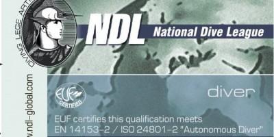 Курс Diver NDL