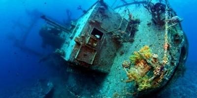 «Гордость кедра» - ливанское грузовое судно («Cedar  Pride» wreck)