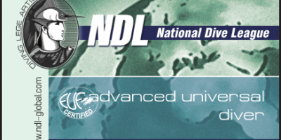 Курс Advanced Universal Diver NDL