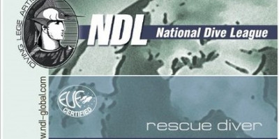 Курс Rescue Diver NDL